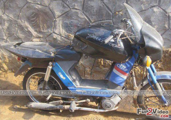 old-bike-modification-funny-india