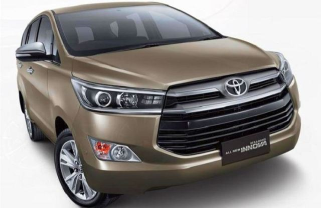 All-new 2016 Toyota Innova