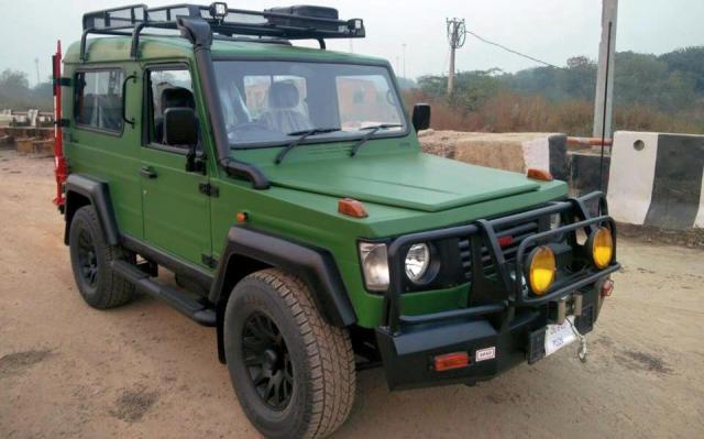 Ford Gurkha Azad 4X4 1