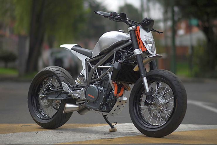 ktm duke 200 rc390 motorcycle modification ideas from. Black Bedroom Furniture Sets. Home Design Ideas