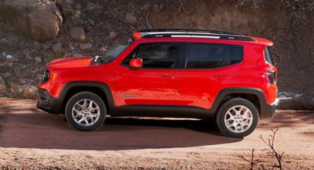 Jeep Renegade Compact SUV 5