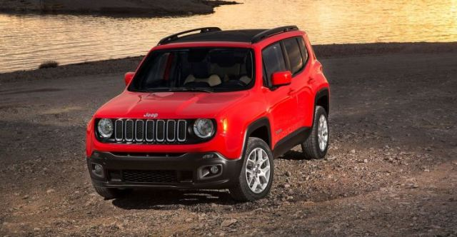 Jeep Renegade Compact SUV 7
