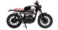 Analog Motorcycles' Royal Enfield Scrambler 3