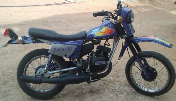 Bajaj SX Enduro