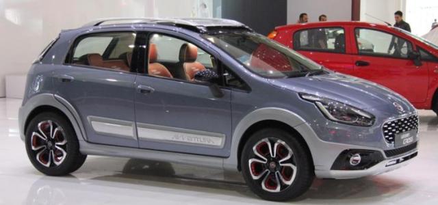 Fiat Avventura Urban Cross 5