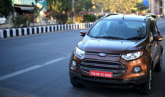 Front EcoSport