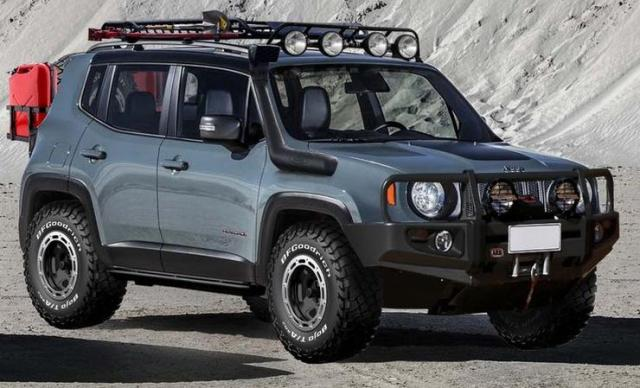 Jeep Renegade Launch Date In India >> Jeep Renegade launch date in India