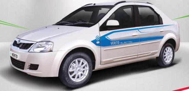 Mahindra Verito Electric