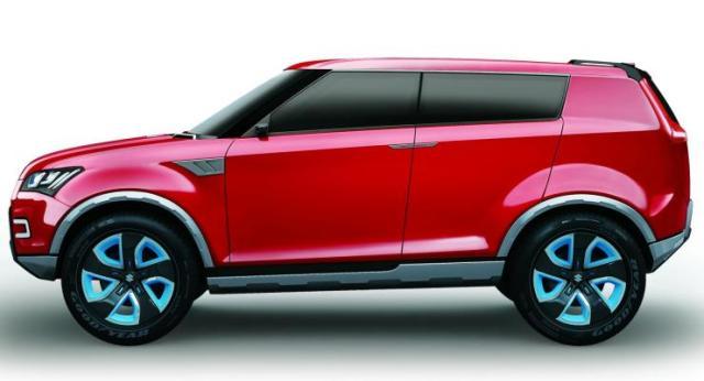 Maruti Suzuki XA Alpha Concept 1