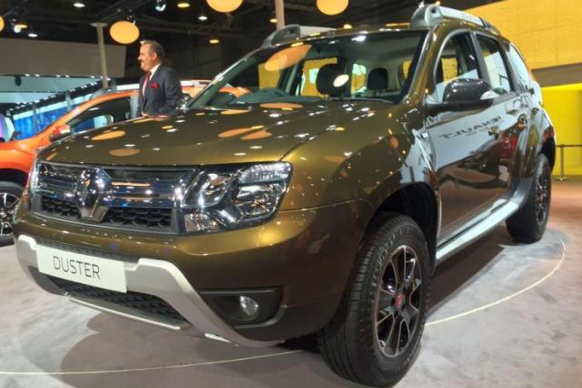 Renault Duster Facelift 1