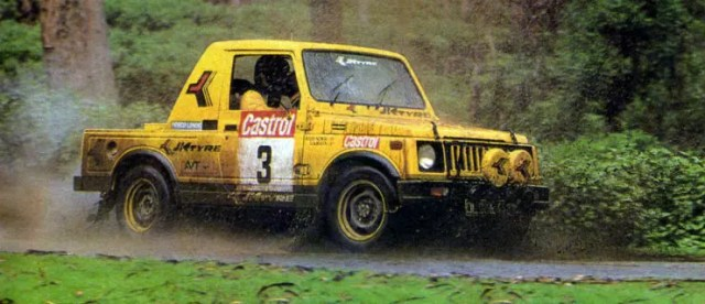 Castrol_South_India_Rally_1993_-_Hari_Singh_(Group_A_II-IND))