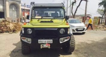 Force Gurkha Custom 4