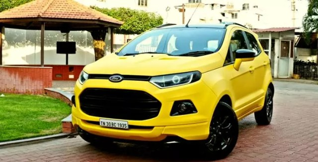 Ford Ecosport Kit Up! 1