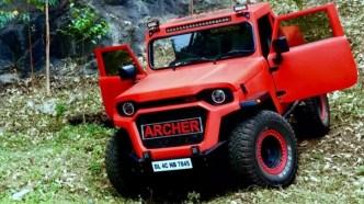 Mahindra Thar Archer 2