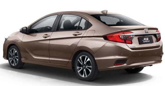 Honda Greiz 1