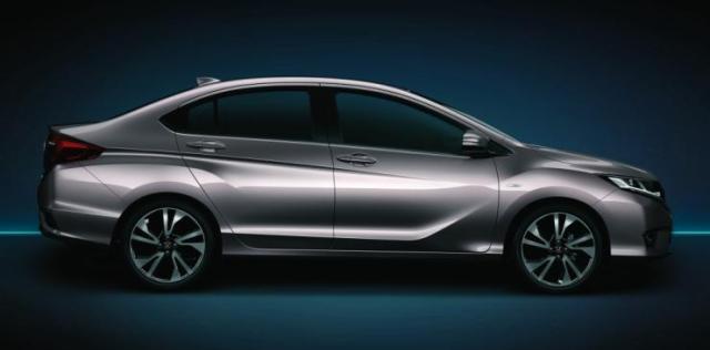 Honda Greiz 4