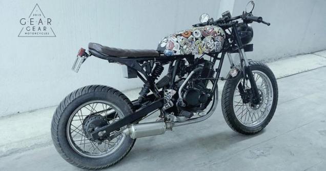 Gear-Gear Bajaj Pulsar Cafe Racer 2