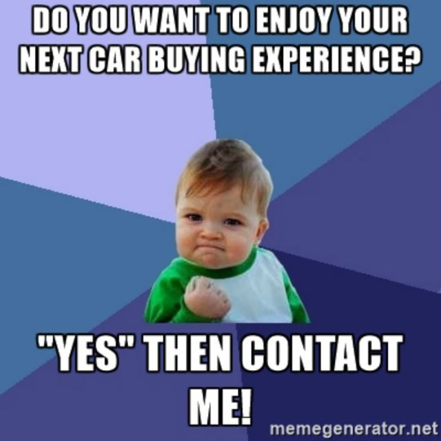 car buying
