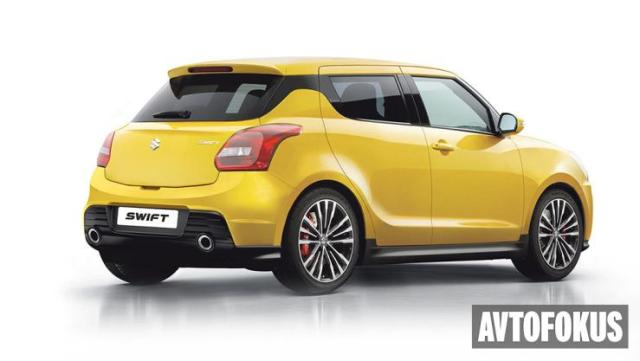 2017 Maruti Suzuki Swift Render 2