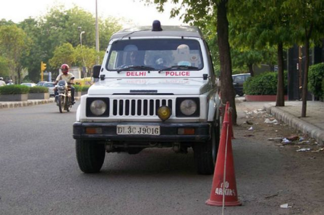 Cop Cars of India! What Indian states give their police to ...
