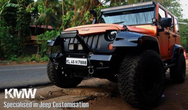 Jeep Bolero Rubicon 1
