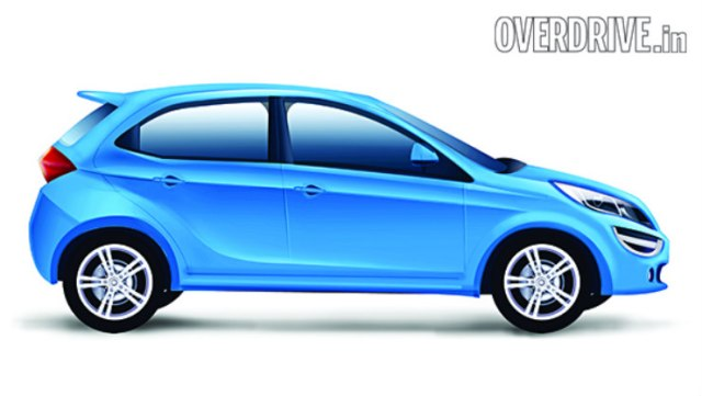 Tata premium hatchback 2