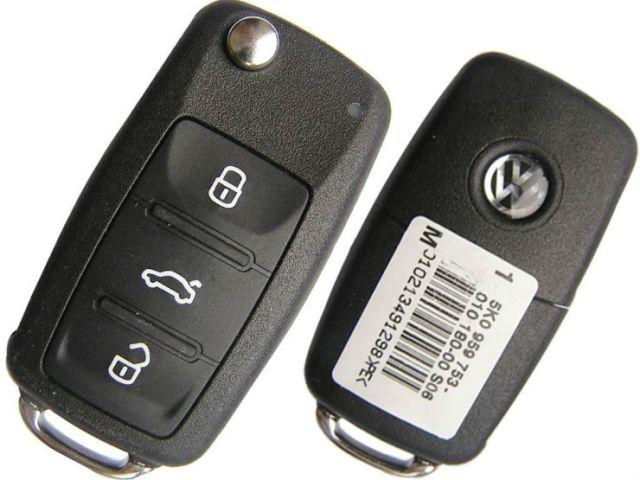 vw-remote-key
