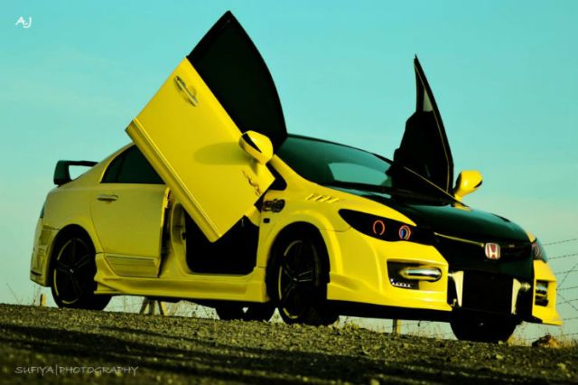 Civic Mod2