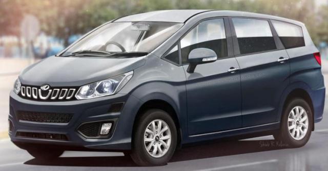 Mahindra's new MPV