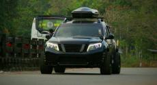 Nissan Terrano Modified 3