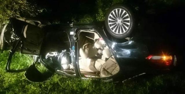 Pune Expressway Ciaz Accident
