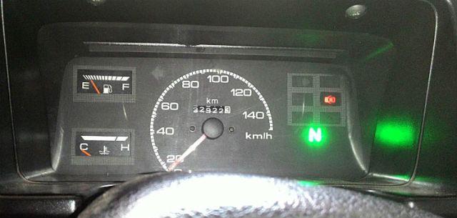 Speedometer Maruti 800