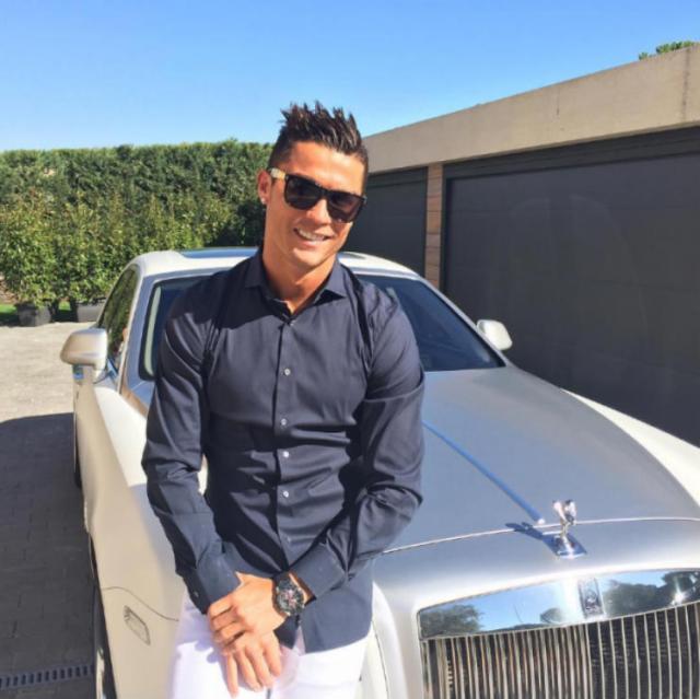 Cristiano-Ronaldos-Rolls-Royce-Ghost-