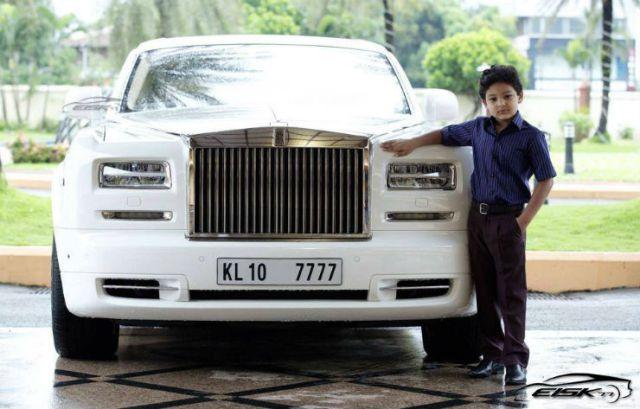 How an Indian labourer became a billionaire Rolls-Royce owner