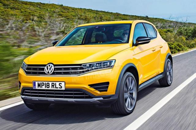 Volkswagen Polo based compact SUV