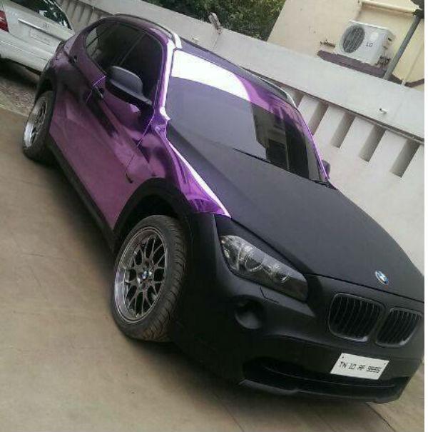 Crazy Car Wraps Of India