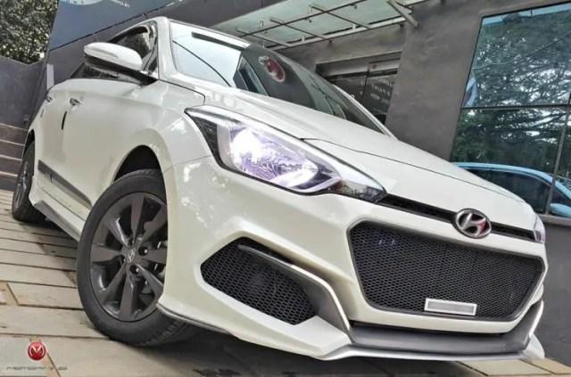 Motormind Hyundai i20 Elite Custom 1