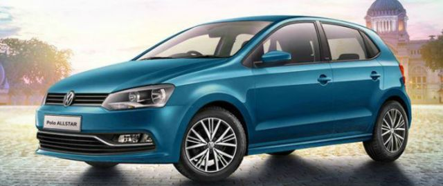 vw polo all