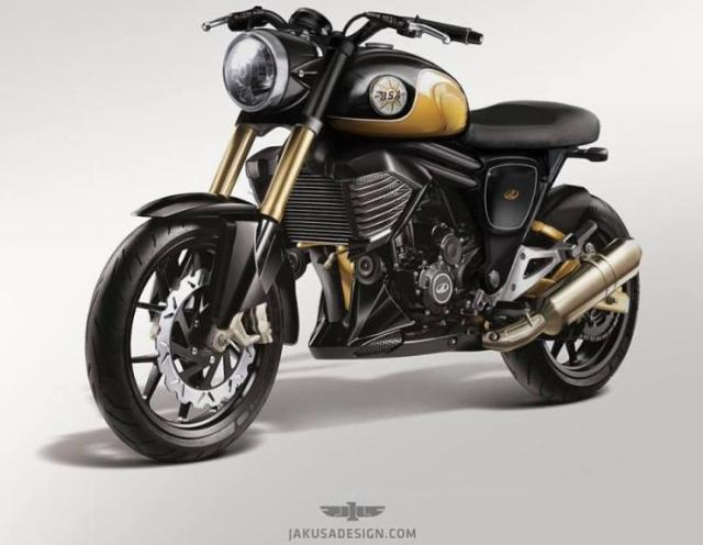 Mahindra Mojo to BSA 1