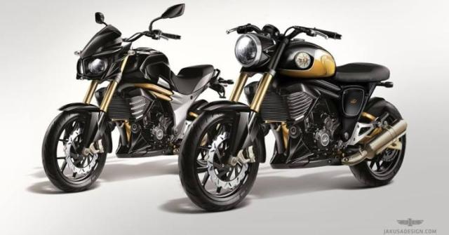 Mahindra Mojo to BSA 2