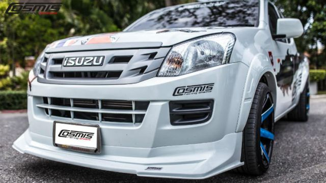 isuzu body kit