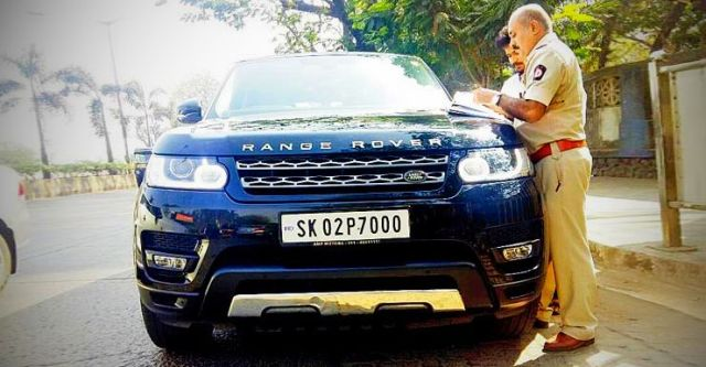Danny Denzgompa Range Rover