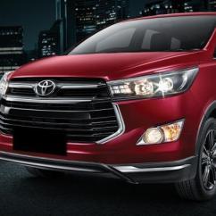 All New Kijang Innova Crysta Venturer Interior Toyota Fortuner Get Upgraded Prices Hiked