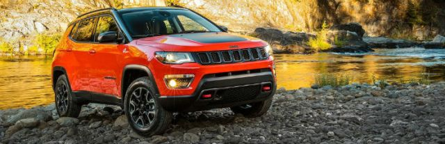 sexy cars of 2017 - jeep compass