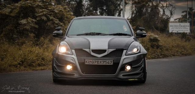 Suzuki Swift Punisher 7
