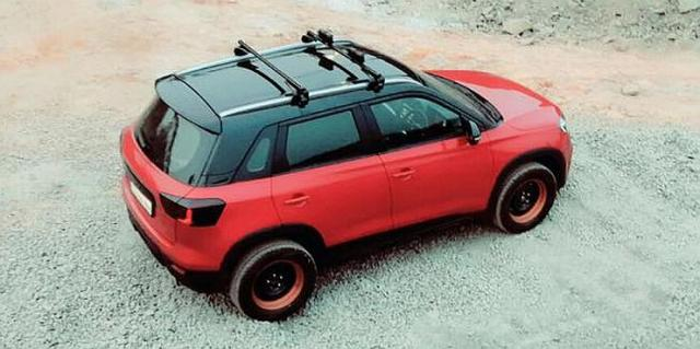 10 Hot Modified Maruti Vitara Brezza Suvs From India