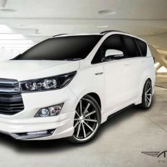 Bodykit All New Kijang Innova Agya Trd 2019 Toyota Crysta 6 Hot Transformation Ideas While The Isn T Particularly A Sporty Vehicle It Can Be Made To Look For One Have Themselves Come Out With Variant