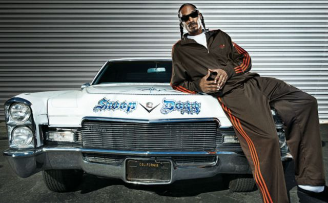 Into Snoop Dogg S Classy Garage Of Cars