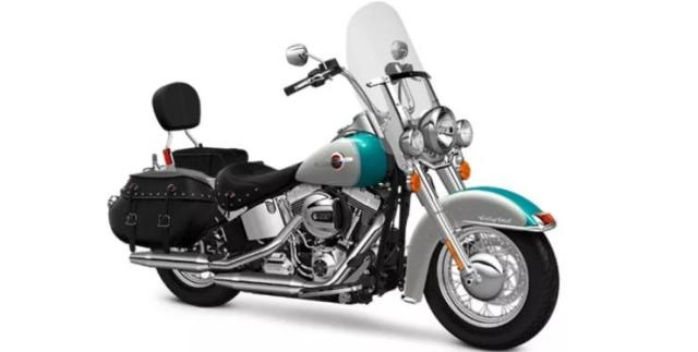 2017 Harley Davidson Heritage SoftTail