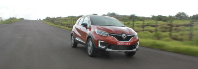 sexy cars of 2017 - renault captur